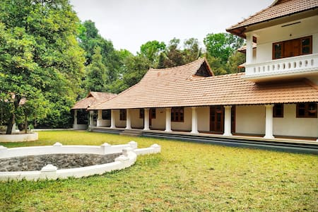 De Nutmeg Villa - Heritage, Plantation & Backwater