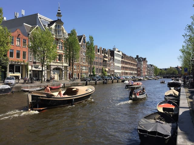 Modern and comfortable apartment on the canals - Amsterdam - Apartament