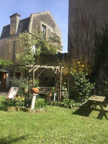 Le Goeland - JUNO BEACH - Normandie - Courseulles-sur-Mer - Huis