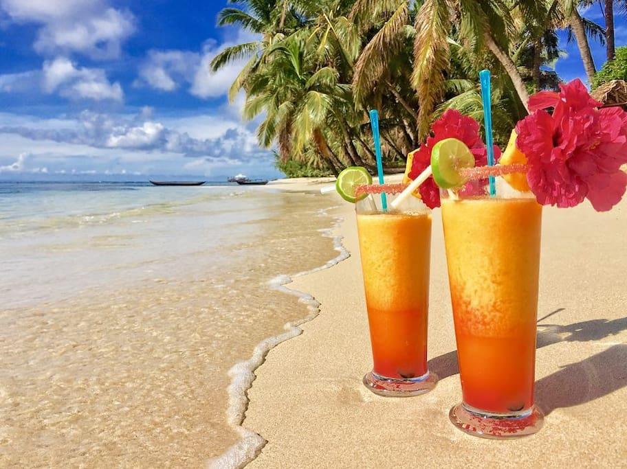 Votre futur plage ...