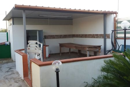 Villino bouganville - Marausa - Dům