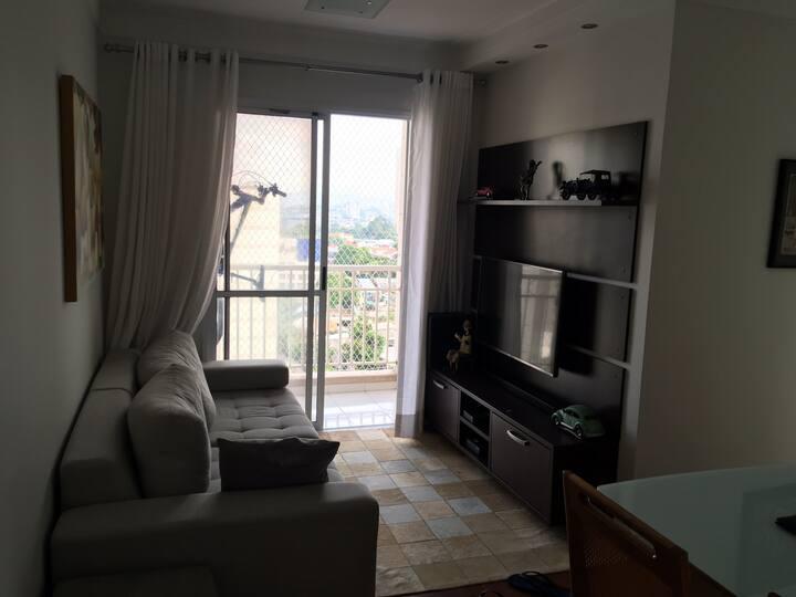 Quarto  em apartamento - São Paulo - Tatuapé