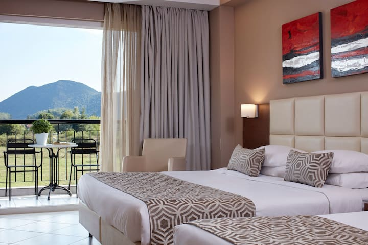 Executive Triple Room - Aar Hotel & Spa Ioannina