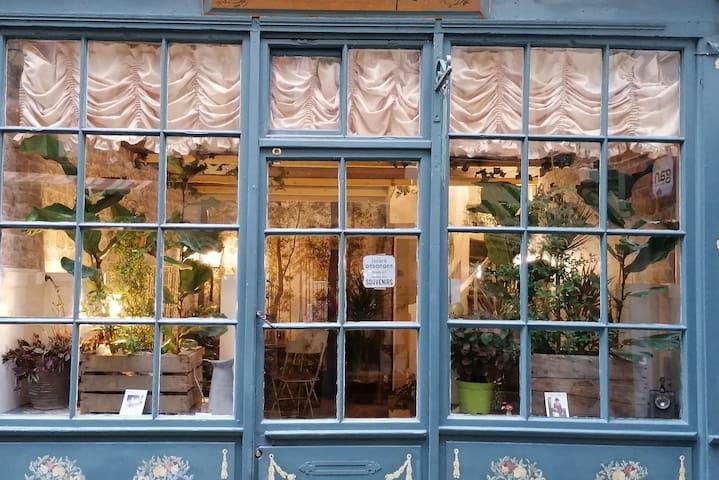 La p'tite boutique au cœur de la Venise Normande