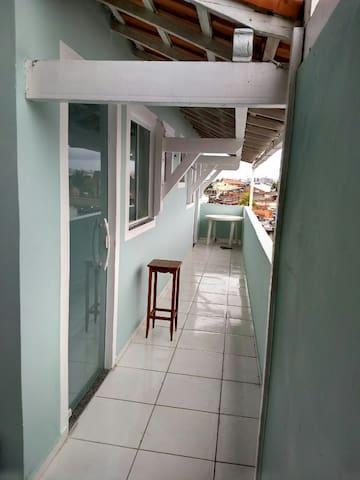 Kitnetes mobiliadas em Cabo Frio