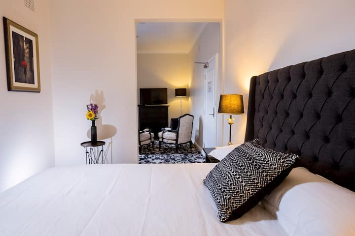 The Commercial Boutique Hotel | Hill-Side Standard Room with Sitting Room
