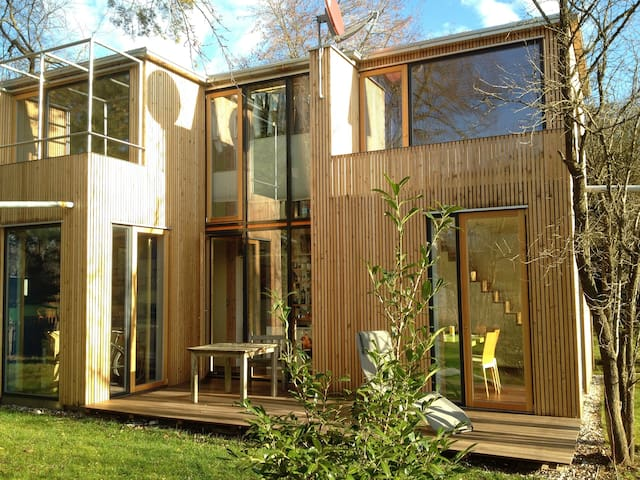 Haus mit Charme in idyllischer Lage