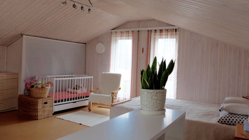 Quiet house for family with kids - Tallinn - House