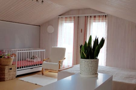 Quiet house for family with kids - Tallinn - Haus