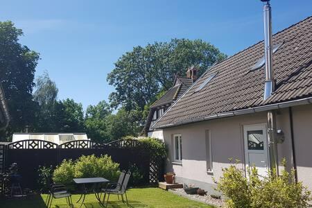 Ferienhaus in Ostseenähe