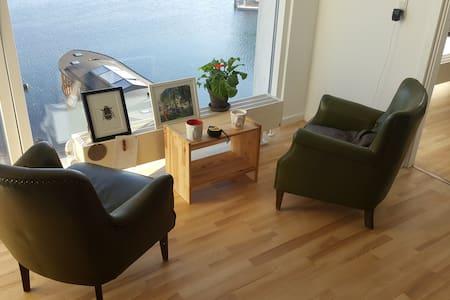 Waterfront apartment in South Harbour (Sydhavn) - Copenhagen - Apartmen