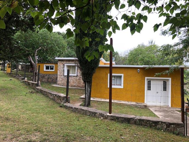 Casa en Las Sierras Cordobesa, ideal para Relax