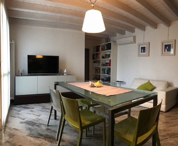 """ Light house"" in Mantova - Mantova - Apartament"