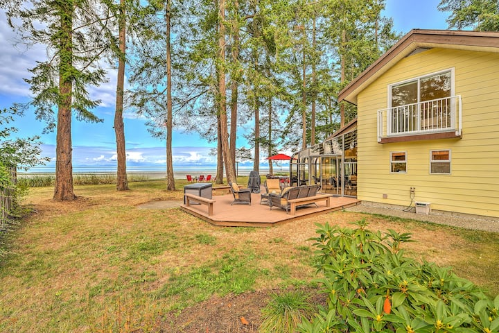 Oceanfront 3 Bedroom Walk Out Beach Access