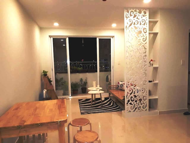 Brand new apartment nearly airport