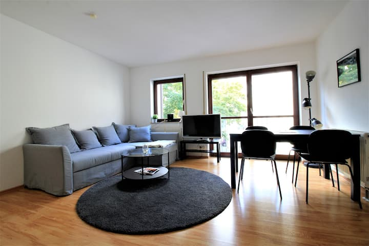 Modern apartment in the heart of Würzburg
