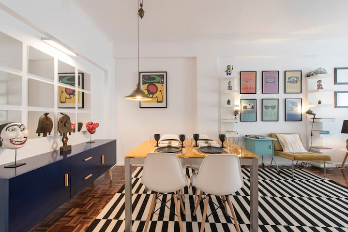 Charming Modern Apartment in Lisbon - Lisboa