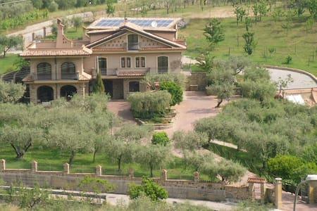 Bellissima villa nel Cilento - Castel San Lorenzo - 别墅