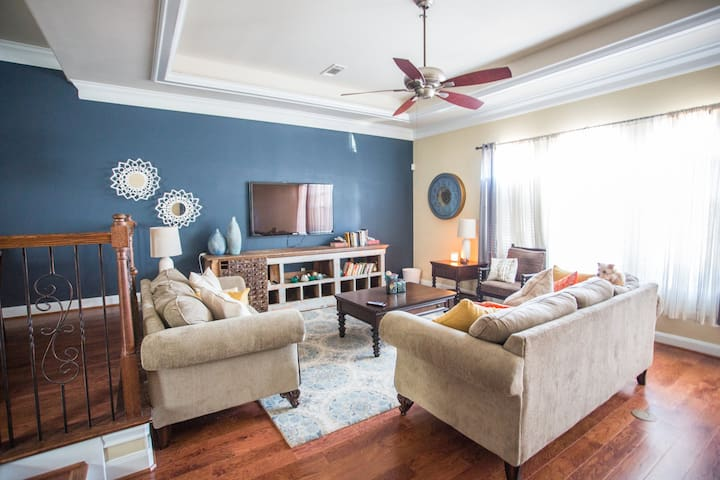 Beautiful, Spacious Townhouse in Downtown Houston