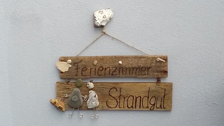 "Ferienzimmer ""Strandgut"""