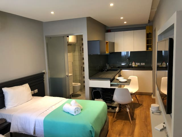 The Air - Tirana Smart Apartments