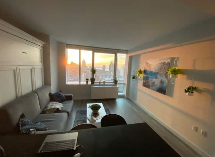 Luxury Studio, perfect location for NYC stay