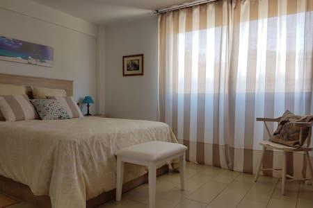 Acogedor apartamento a 1 min de la playa