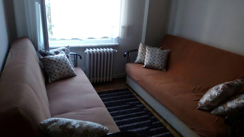 Nice Room in Ataşehir (Kozyatagı Metro St 5 mins) - Ataşehir - Apartamento