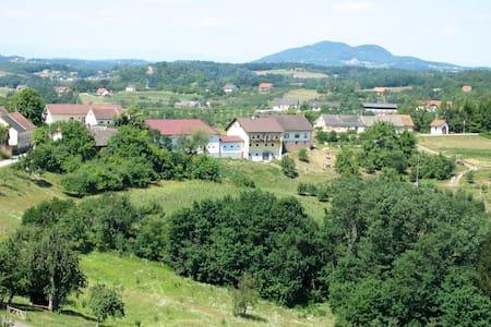 Spezialitätenhof Familie Eichmann - Neuhaus am Klausenbach - Wohnung