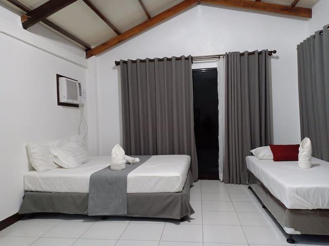 VILLA 3 Family Room HotspotResortSiargao (Cloud 9)