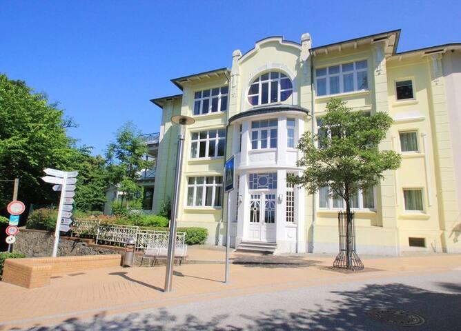 Strandresidenz Brandenburg Wohnung 25