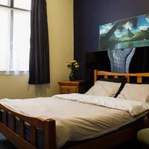 Backpackers Double room