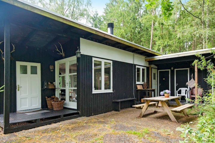 Cozy Holiday Home in Bryrup with Terrace