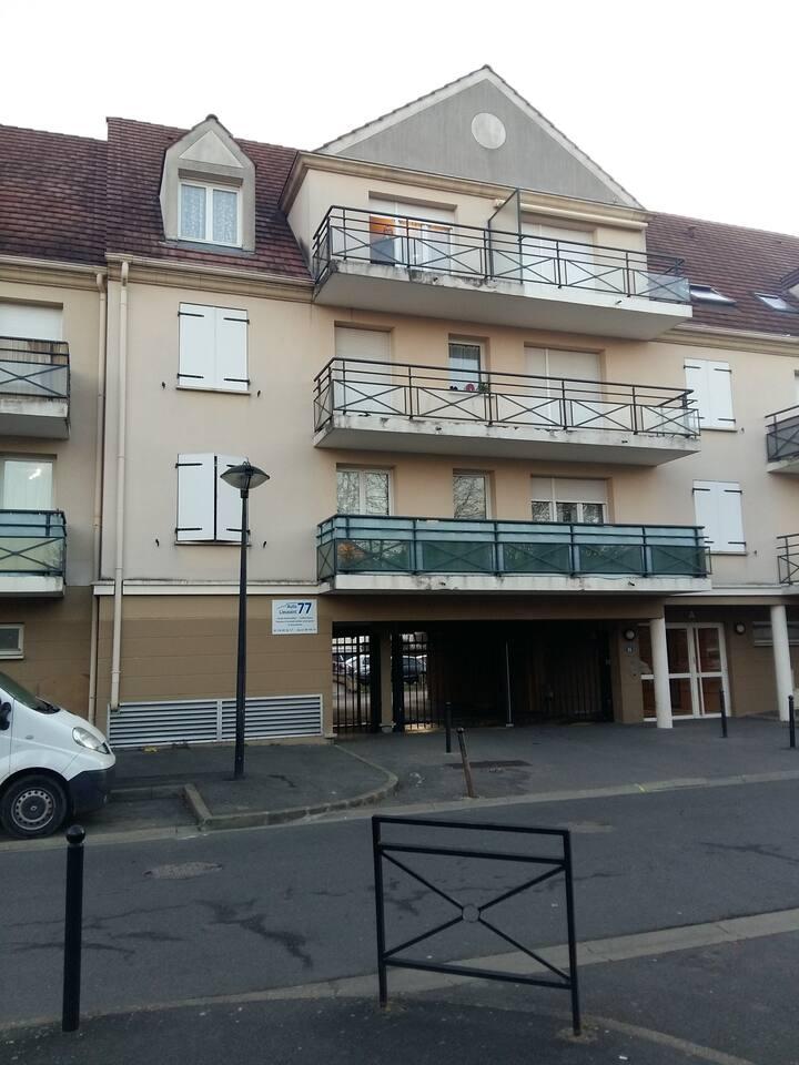 Appartement Lieusaint