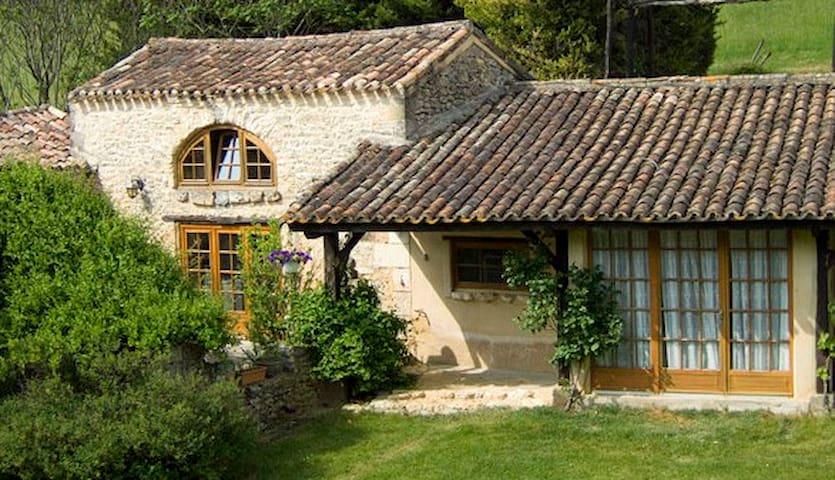 La Porcherie At Le Manoir De St. Marcel. - Saint-Marcel-du-Périgord - Casa