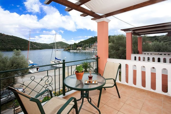 Apartments with amazing sea view - Lefkada - Appartement