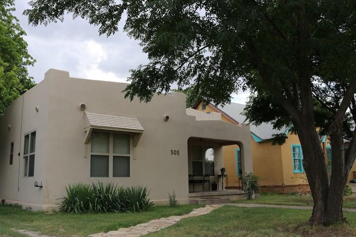 Navajo Adobe - Mid Century - Southwestern Art Home
