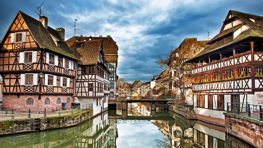 Guidebook for Strasbourg