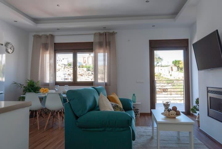 Apartamentos Canterería, Jazmín.