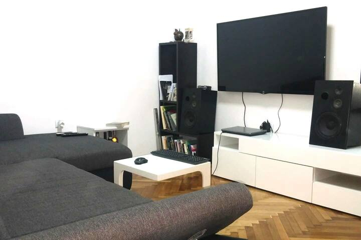 Comfy Apartment in Rijeka center - Fiume - Condominio