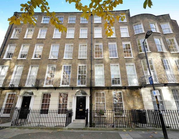 Modern London townhouse -walk to main attractions