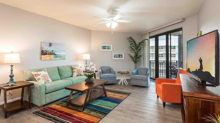 **DRIFTWOOD DREAMS @ 1800 ATLANTIC** Beachside Condo & Pool + LAST KEY SERVICES…
