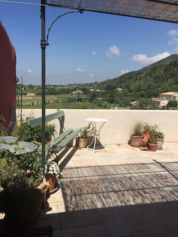 Le Perchoir en Provence - Venterol - Adosado
