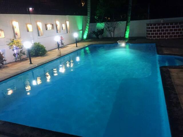 3BR+ pool luxury Pvt. Riviera Villa 175m to beach