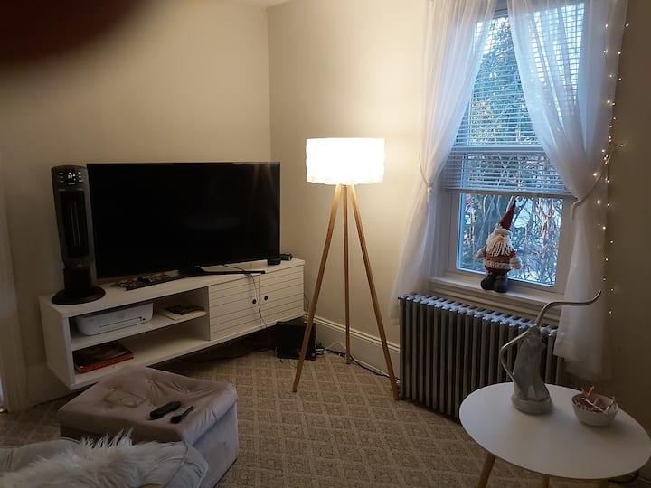 Cozy, Quaint, Comfortable & Convenient