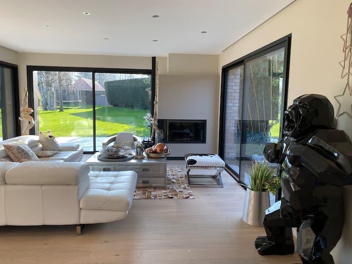 FLEURBAIX Villa moderne proche Lille & Fromelles