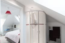 Your own private en-suite shower room.