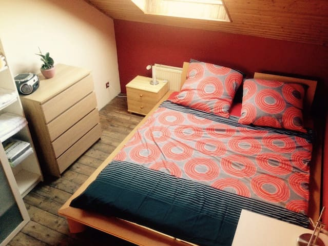 Private Double Room in Bonn - Bonn - Pis