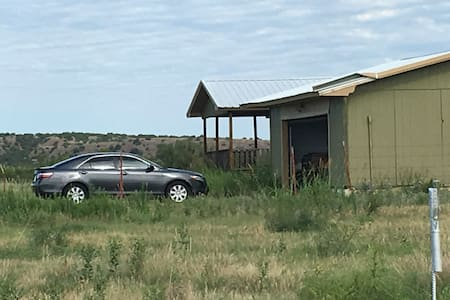 Bull Ranch House