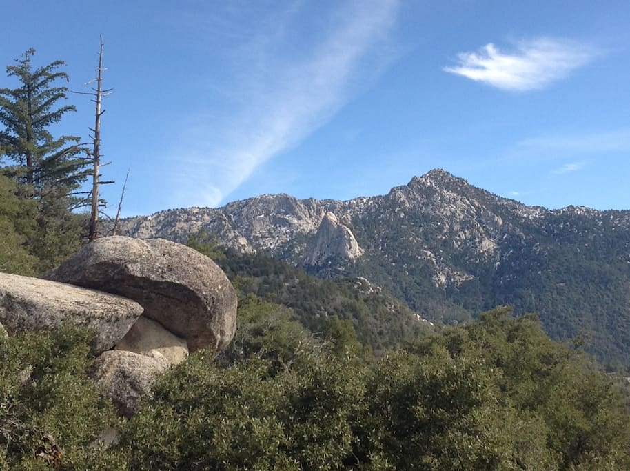Amazing Views!!! Taquitz Peak and Lily Rock Views